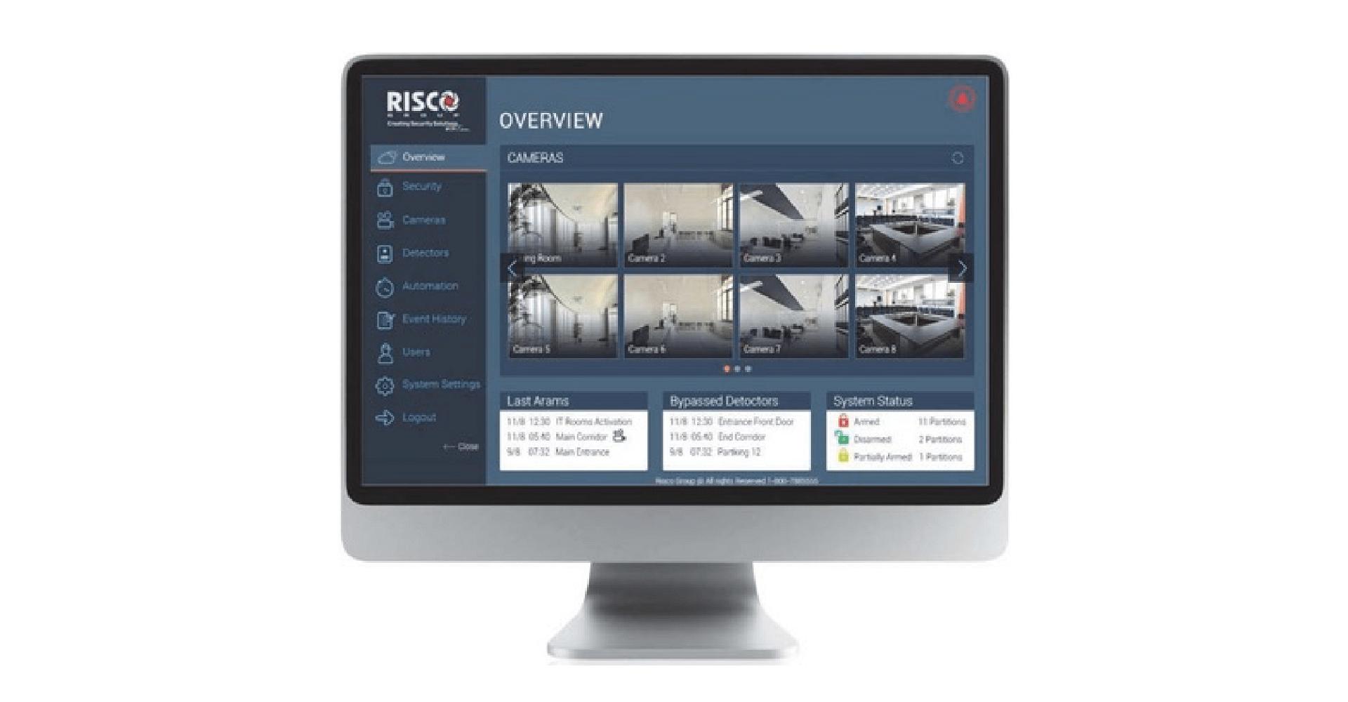 RISCO Web Application