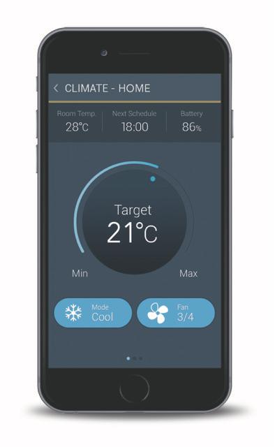 RISCO Phone App